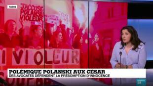 Suite au scandale Polanski aux César, 114 avocates pénalistes, se revendiquant féministes, ont publié une tribune pour défendre la présomption d'innocence.