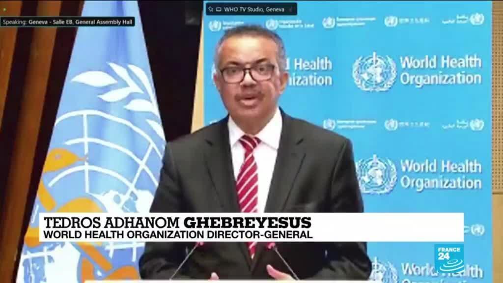 2020-12-09 16:13 Coronavirus pandemic: Poor left behind as rich nations 'hoarding vaccines'
