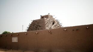 Le tombeau d'Askia à Gao, au Mali.
