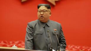 El líder norcoreano, Kim Jong-Un, rechazó las últimas sanciones impuestas por la ONU.