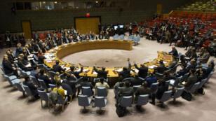 مجلس الأمن الدولي في نيويورك