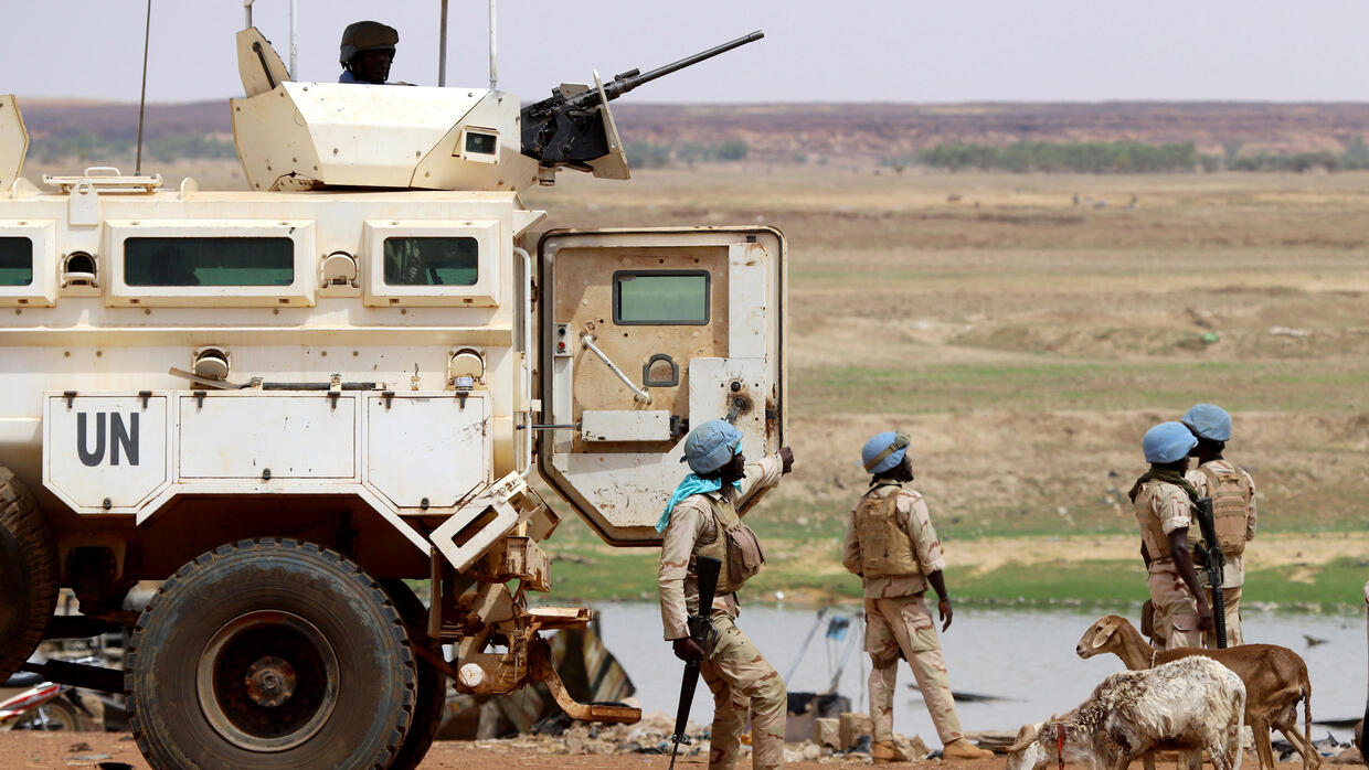 More peacekeeping operations, fewer troops in 2019: report - France 24