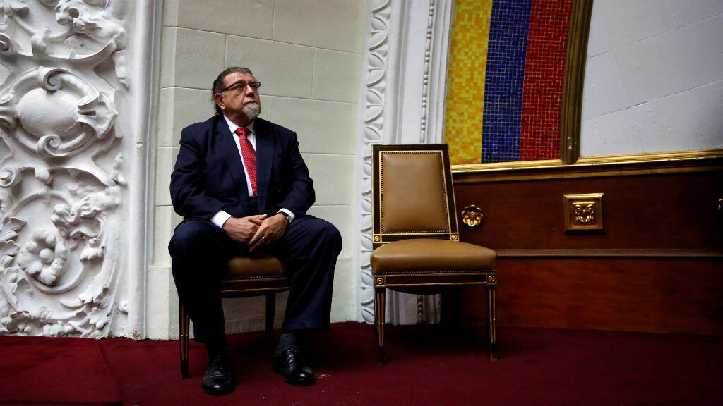 Ruy Pereira, embajador de Brasil en Venezuela.