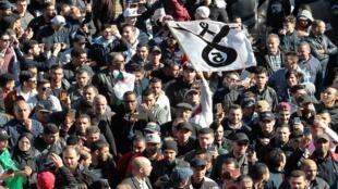 مظاهرات في الجزائر العاصمة 22 فبراير/ شباط 2019