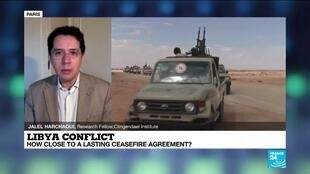 2020-10-05 13:34 Libya conflict : how close to a lasting ceasefire agreement ?