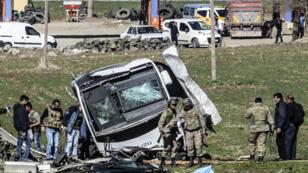 Le 18 février dernier, six soldats turcs avaient été tués dans un attentat à Diyarbakir.
