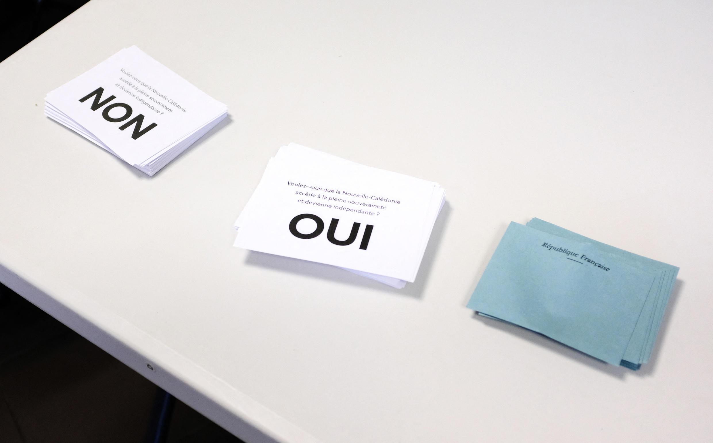 referendum Nouvelle-Calédonie