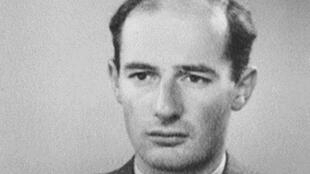 Une photo du passeport de Raoul Wallenberg datant de juin 1944.