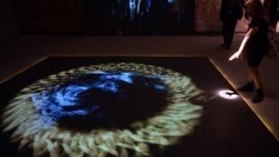 """L'installation """"Création"""" du Studio Azzuro à la Biennale de Venise"""
