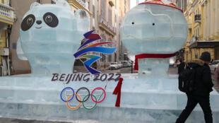 مشرعون أميركيون يطلبون حرمان الصين من استضافة الألعاب الأولمبية الشتوية