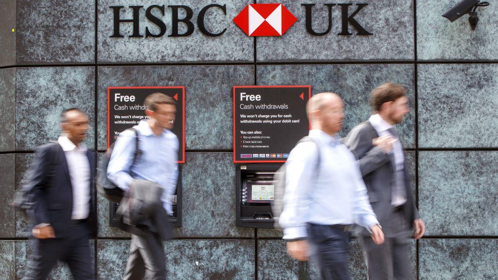 HSBC to move seven offices from London to Paris amid Brexit uncertainty