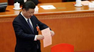 El presidente chino, Xi Jinping, ahora podrá ejercer el poder indefinidamente.