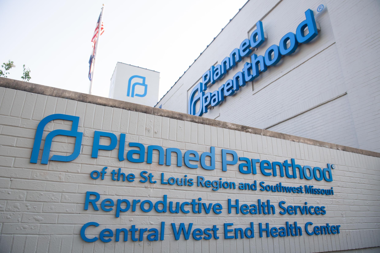 La clinique Planned Parenthood Reproductive à St. Louis, dans l'État du Missouri, le 31 mai 2019.