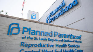 La clinique Planned Parenthood Reproductive à St. Louis, dans l'État du Missouri, le 31 mai 2019.
