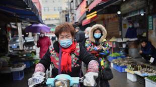 """مدينة ووهان الصين """"بؤرة فيروس كورونا"""""""