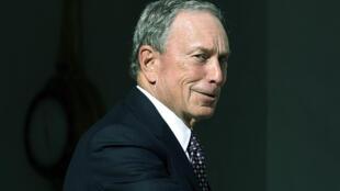 Michael Bloomberg a été maire de de New York de 2002 à 2013.