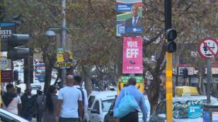 L'Afrique du Sud vote mercredi 8 mai pour élire ses députés au Parlement et ses représentants dans les neuf assemblées provinciales.