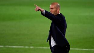 Real Madrid will win La Liga if they beat Villarreal on Thursday.