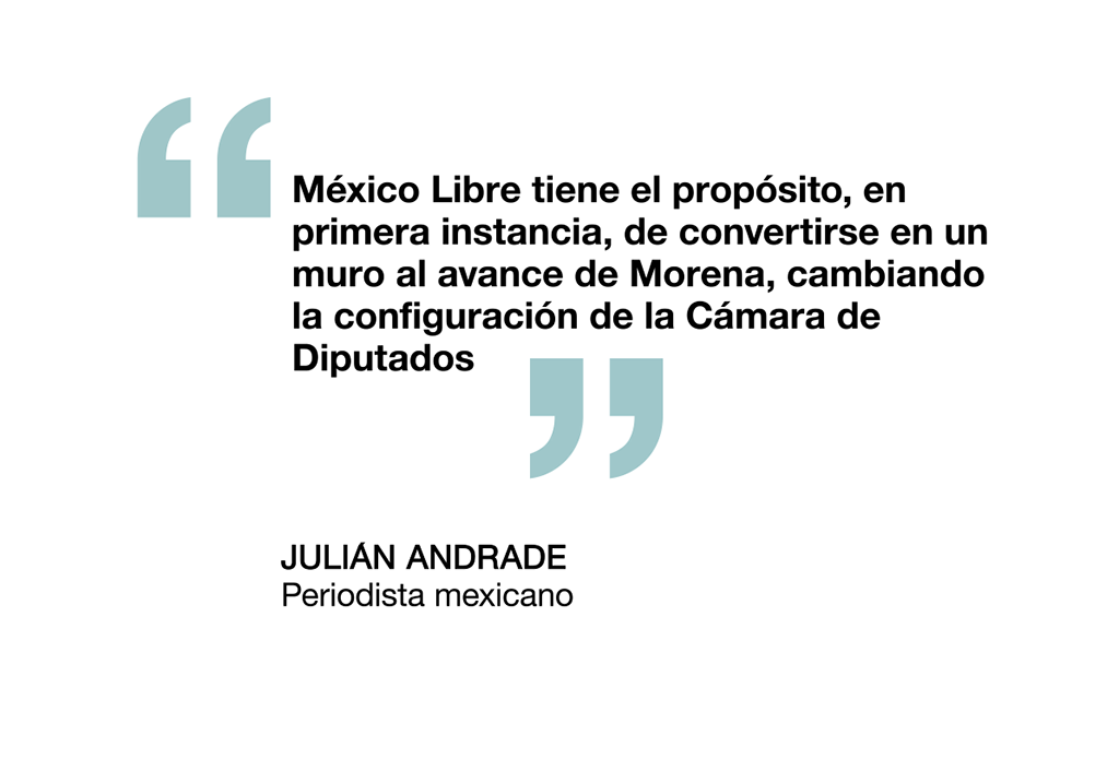 Julián Andrade, periodista mexicano.