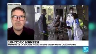 """2020-03-15 23:05 Coronavirus en France : """"On ne dépiste que les patients qui ont besoin d'être hospitalisés"""""""