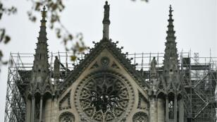 Emmanuel Macron a annoncé, lundi 15 avril 2019, le lancement d'une souscription nationale pour reconstruire Notre-Dame de Paris.