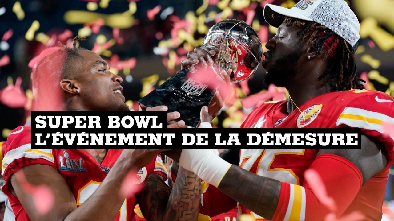 Les Kansas City Chiefs remportent le 54ème Super Bowl