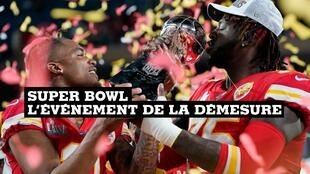 Les Kansas City Chiefs remportent le 54ème Super Bowl