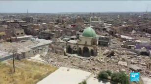 La ville irakienne de Mossoul, en 2019.
