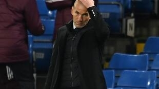Zinedine Zidane hinted on Saturday it might be time for a change of coach at Real Madrid next season.