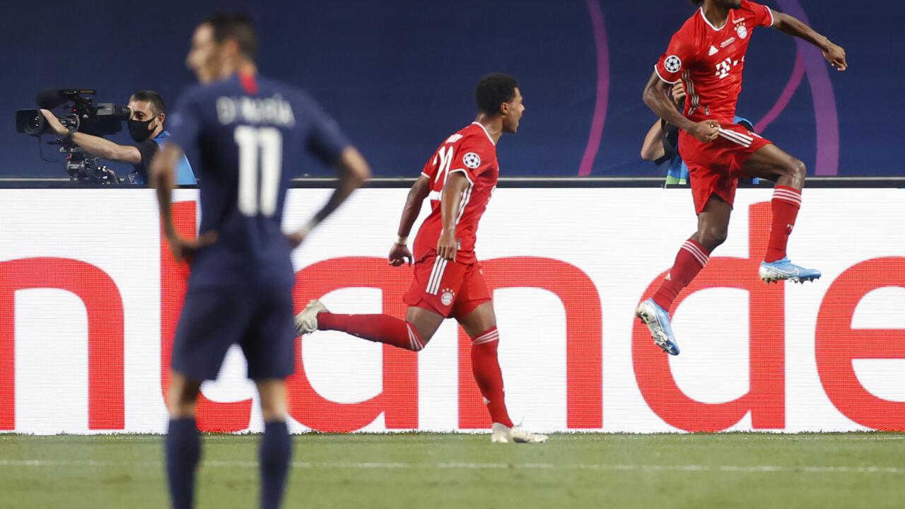 Bayern Munich Beat Psg 1 0 To Win Champions League Final