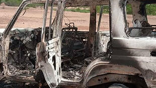 NIGER ATTACK CAR FRENCH TOURISTS