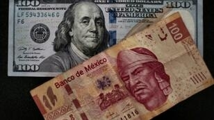 Mexico's peso rallied against the dollar in response to news that the US had dropped threatened tariffs on imports from the country