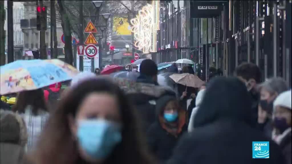 2021-01-28 06:11 Confinement en France : la santé psychique des Français inquiète l'exécutif
