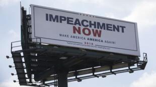 Le fantasme d'un impeachment de Donald Trump agite le mandat du président américain depuis qu'il a été élu.