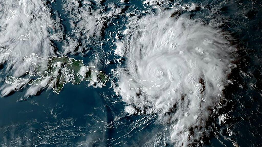 Hurricane Dorian heads towards Florida, causes limited