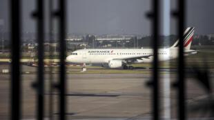 Les pilotes d'Air France ont entamé leur seconde semaine de grève.