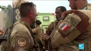 2021-02-15 15:02 G5 Sahel summit: Macron, regional leaders discuss jihadist insurgency