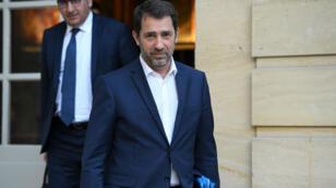 """La Cellule alerte prévention suicide (Caps) doit être """"une interface, une vigie, un interlocuteur de confiance de tout le ministère"""", a déclaré Christophe Castaner."""