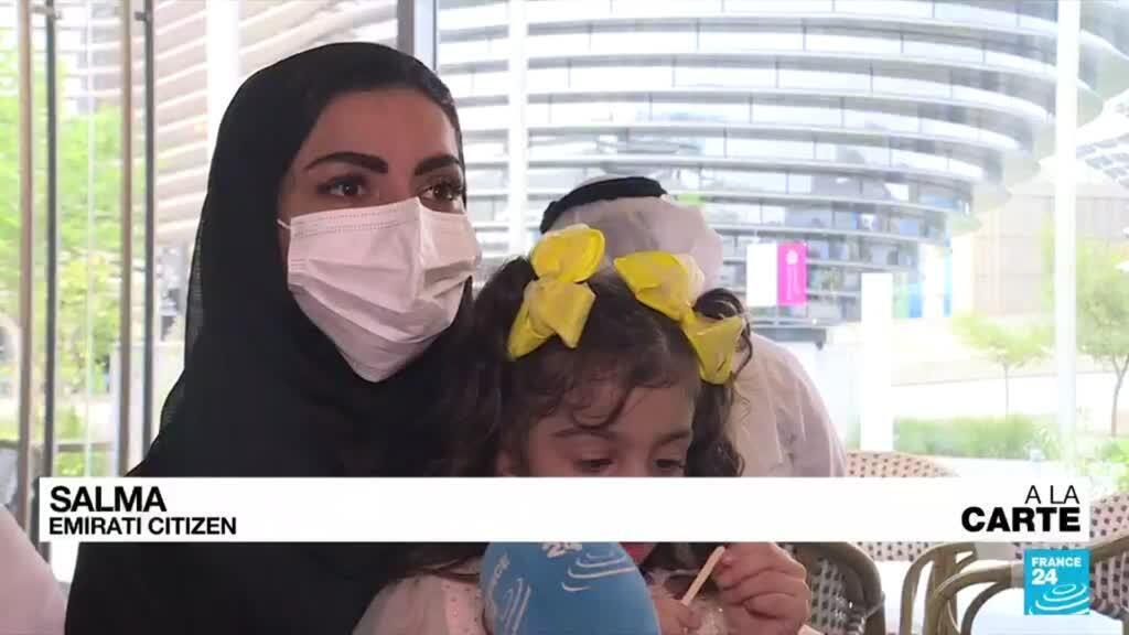 2021-10-12 09:44 World fair: Dubai hosts world's largest meeting of culture