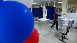 Les Russes élisent leurs représentants locaux dimanche 8 septembre.