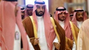ولي ولي العهد السهعودي الأمير محمد بن سلمان