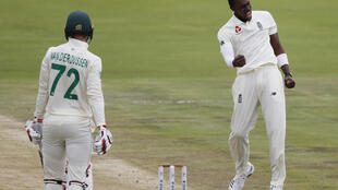 Virus free - England fast bowler Jofra Archer