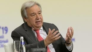 UN Secretary-General Antonio Guterres says an investigation of the suspected attacks on oil tankers in the Gulf is needed to determine who is behind them