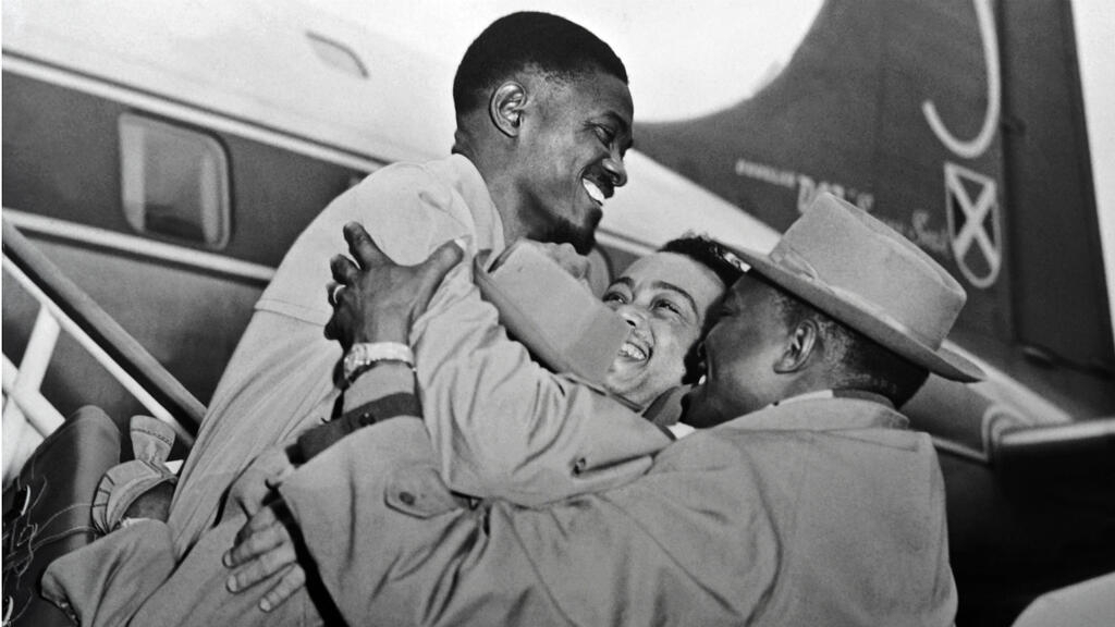 1960: A wave of independence sweeps across Africa