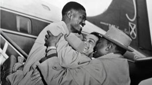 Lumumba Congo Brussels 1960