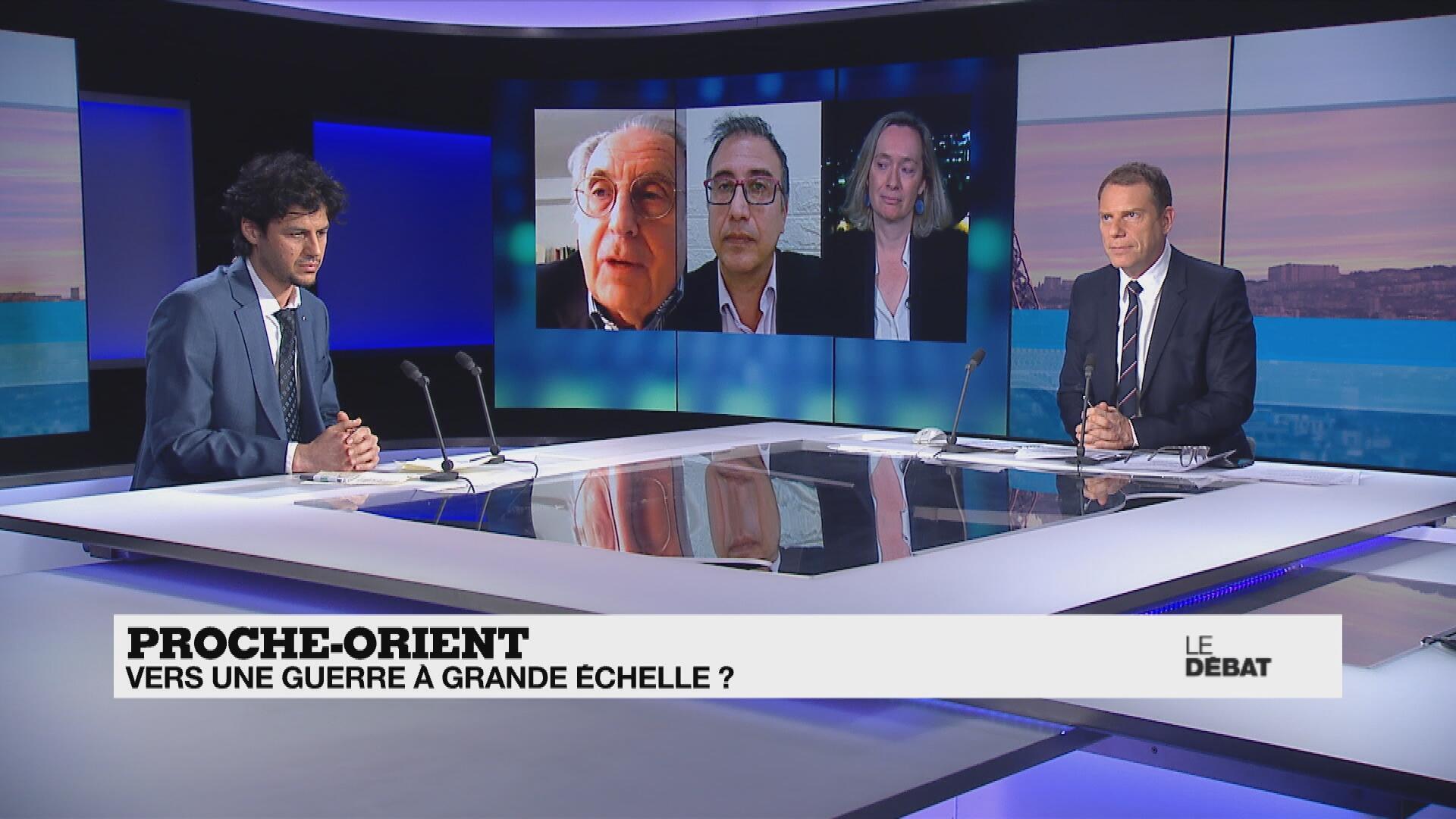 Le Débat de France 24 - mercredi 12 mai 2021