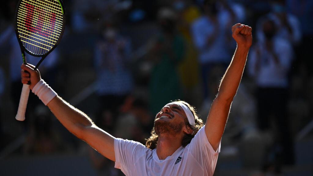 French Open: Tsitsipas fights back Zverev to book spot in maiden Grand Slam final