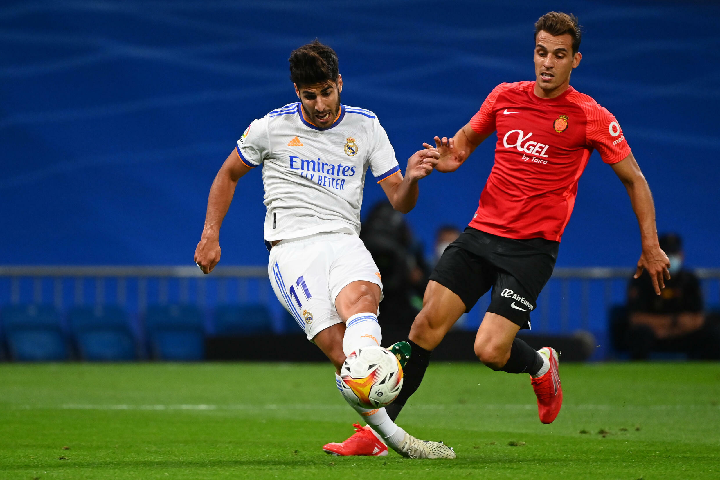 Asensio bags hat-trick as Real Madrid hit Mallorca for six - France 24