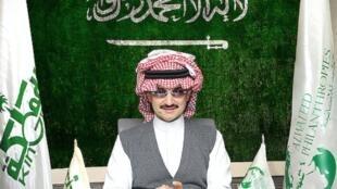 صورة الحساب الرسمي للأمير الوليد بن طلال @Alwaleed_Talal
