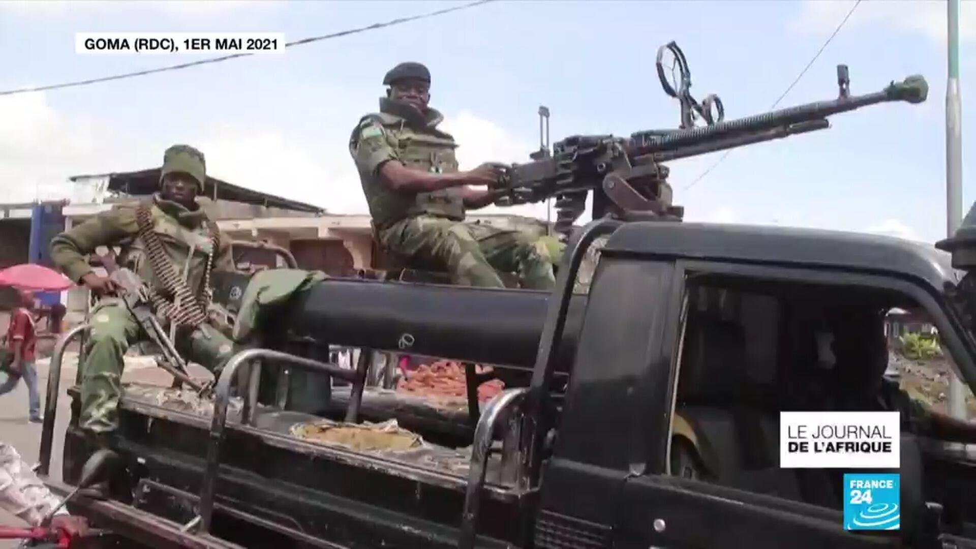RDC : le président Tshisekedi annonce le début de l'état de siège en Ituri et au Nord-Kivu jeudi
